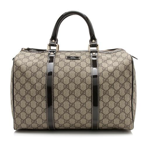 Gucci GG Plus Joy Boston Satchel