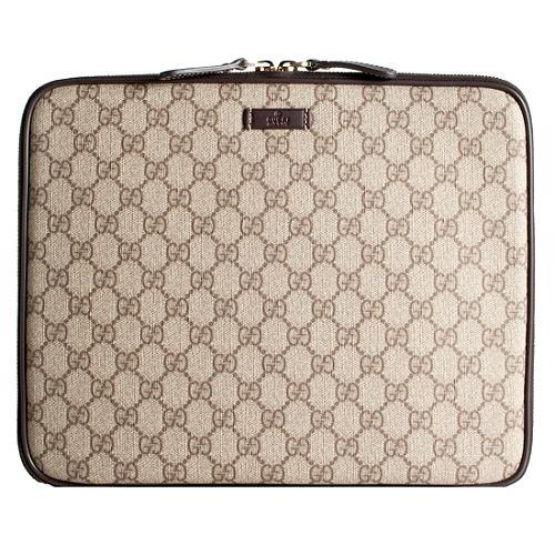Gucci GG Plus Laptop Case