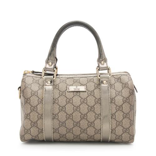 gucci gg plus small joy boston satchel final sale