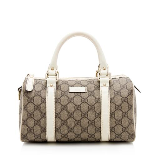 Gucci GG Plus Small Joy Boston Satchel