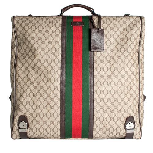 Gucci GG Plus Web Garment Bag