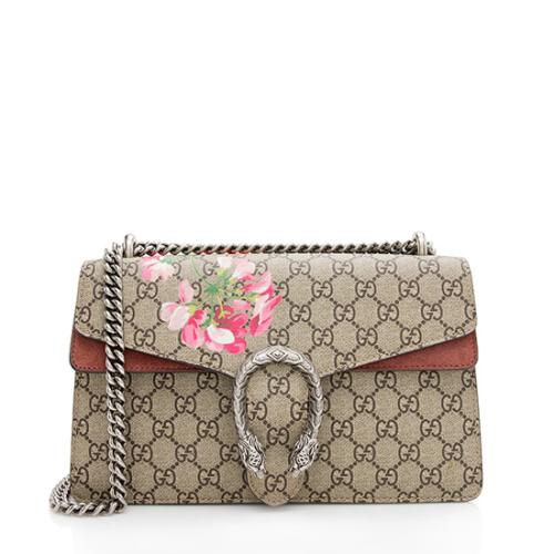 Gucci GG Supreme Blooms Dionysus Small Bag