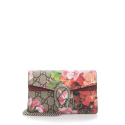 Gucci GG Supreme Blooms Dionysus Super Mini Bag