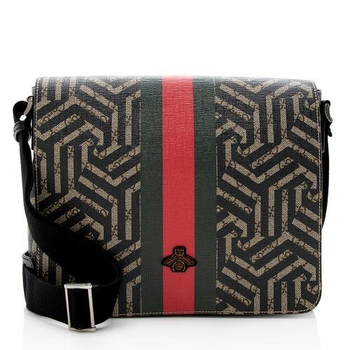 Gucci GG Supreme CaleidoMessenger Bag
