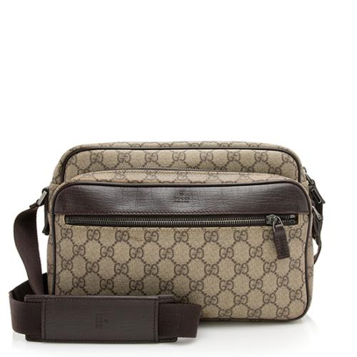Gucci GG Supreme Camera Messenger Bag