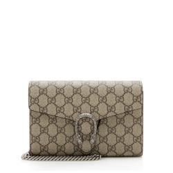 Gucci GG Supreme Dionysus Chain Wallet