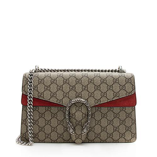 Gucci GG Supreme Dionysus Small Shoulder Bag