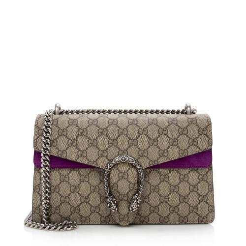 Gucci GG Supreme Dionysus Small Shoulder Bag
