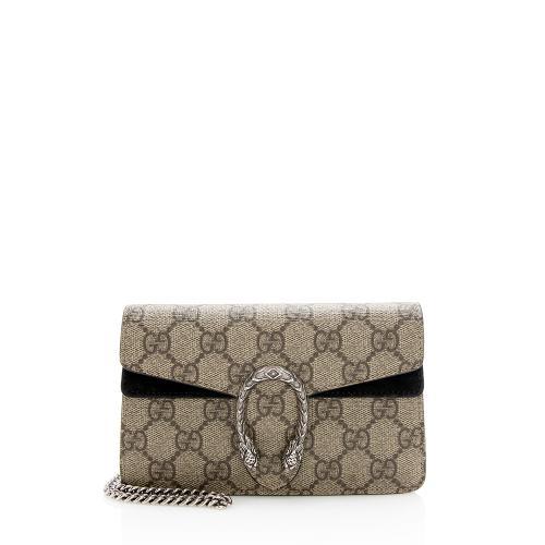 Gucci GG Supreme Dionysus Super Mini Bag