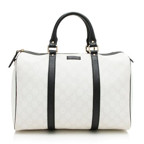 Gucci GG Supreme Joy Medium Boston Bag