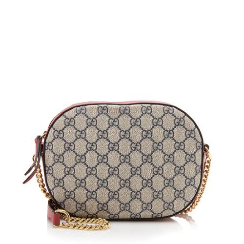 Gucci GG Supreme Mini Chain Bag