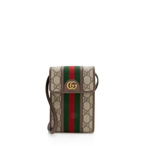 Gucci GG Supreme Ophidia Mini Bag
