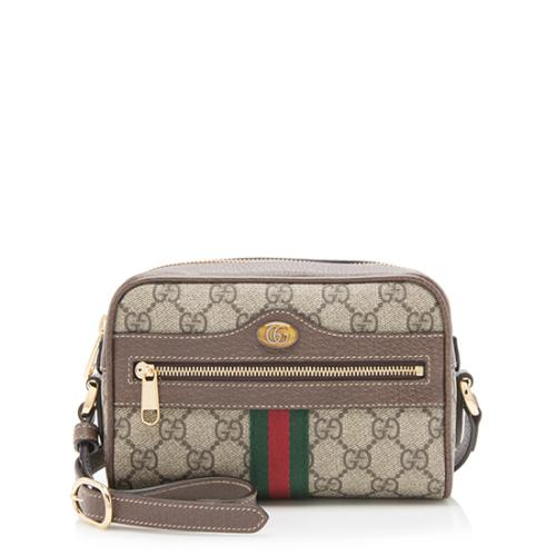 bff838d01eeb Gucci GG Supreme Ophidia Mini Bag