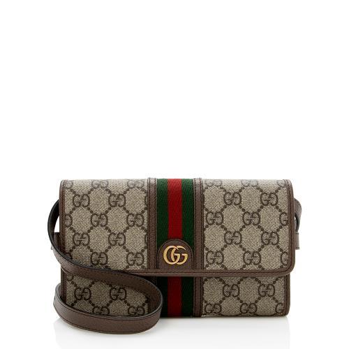 Gucci GG Supreme Ophidia Mini Crossbody Bag