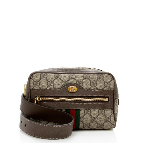 Gucci GG Supreme Ophidia Small Belt Bag