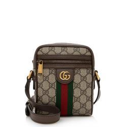 Gucci GG Supreme Ophidia Small Messenger Bag - FINAL SALE
