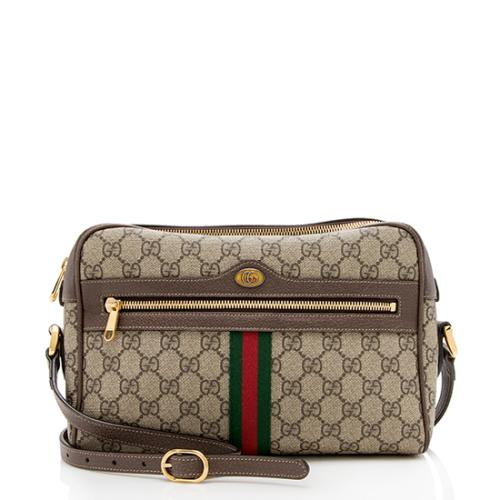 Gucci GG Supreme Ophidia Small Shoulder Bag