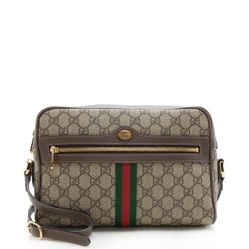 Gucci GG Supreme Ophidia Small Shoulder Bag