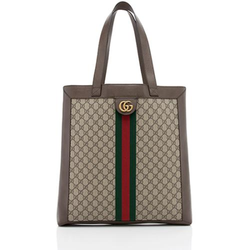 Gucci GG Supreme Ophidia Soft Large Tote