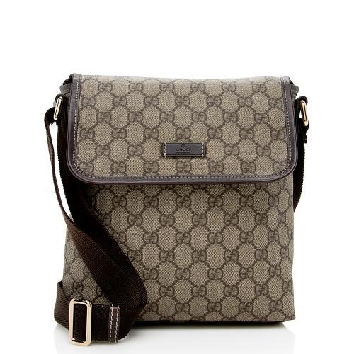 Gucci GG Supreme Small Messenger Bag