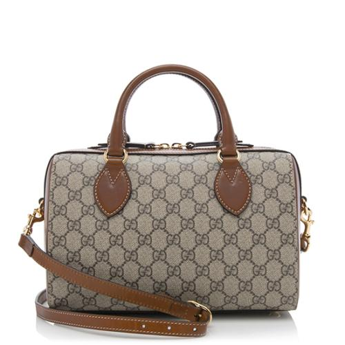 Gucci GG Supreme Small Satchel