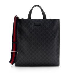 Gucci GG Supreme Soft Convertible Tall Tote