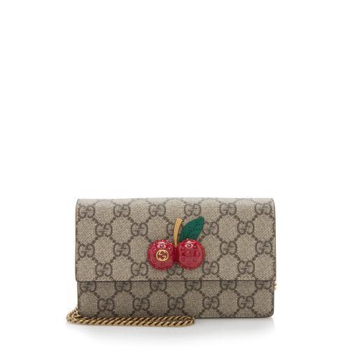Gucci GG Supreme Super Mini Bag