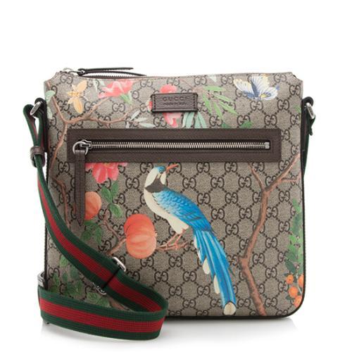 Gucci GG Supreme Tian Messenger Bag