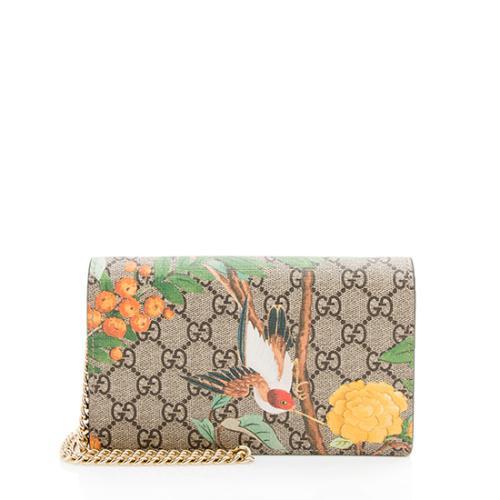 Gucci GG Supreme Tian Mini Chain Bag