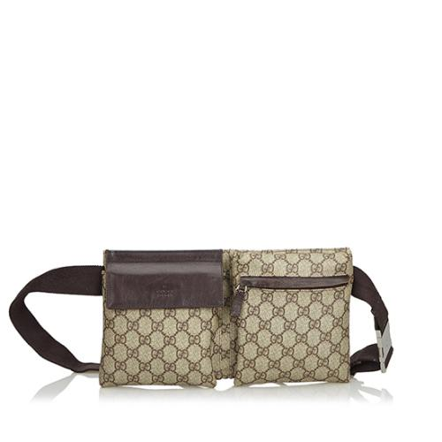 Gucci GG Supreme Waist Belt Bag