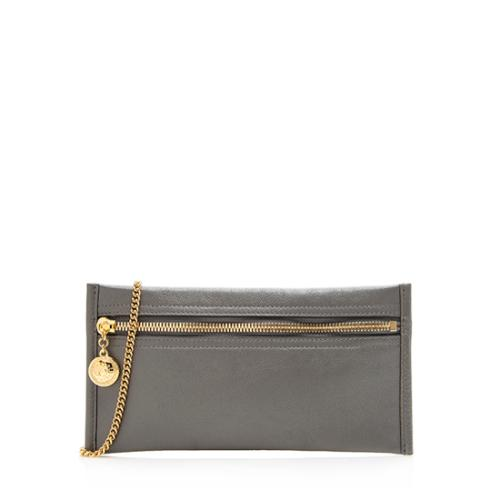 Gucci Glazed Leather Pochette