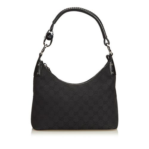 Gucci GG Canvas Small Shoulder Bag