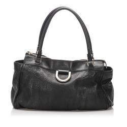 Gucci Guccissima Leather Abbey Shoulder Bag