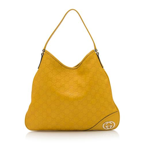 5a904ee0e11 Gucci-Guccissima-Leather-Britt-Medium-Hobo- 82901 front large 0.jpg