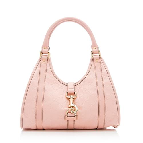 Gucci Guccissima Leather Joy Small Satchel