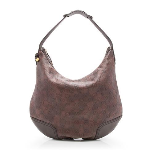 Gucci Guccissima Leather Princy Hobo - FINAL SALE