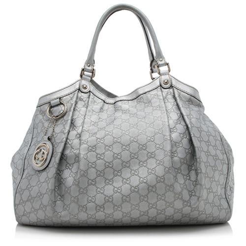 e3c5f5be9d99ab Buy gucci black guccissima leather medium sukey tote bag. Shop every ...