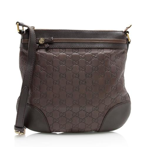 975c9b3f86f1 Gucci-Guccissima-Mayfair-Crossbody-Bag 100409 front large 0.jpg