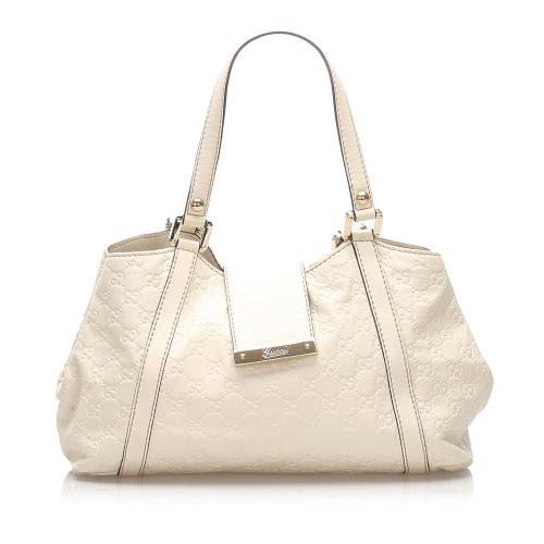 Gucci Guccissima New Ladies Shoulder Bag