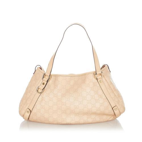 Gucci Guccissima Pelham Hobo Bag