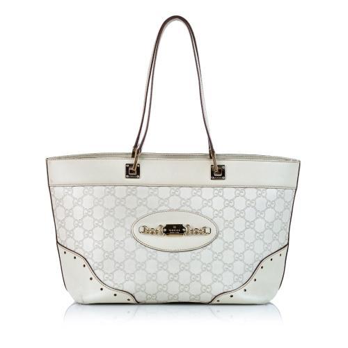 Gucci Guccissima Punch Tote Bag