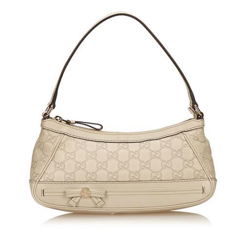 Gucci Guccissima Mayfair Small Shoulder Bag