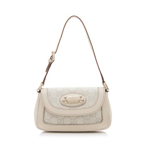 Gucci Guccissima Small Shoulder Bag