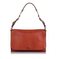 Gucci Leather Harness Shoulder Bag
