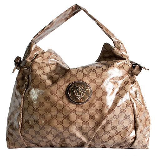 Gucci Hysteria Medium Hobo Handbag