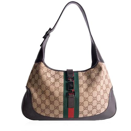 Gucci Jackie-O Bouvier Small Hobo Handbag