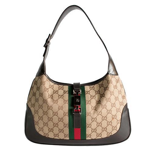 Gucci Jackie O Bouvier Small Hobo Handbag