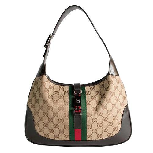 Gucci Jackie Small Hobo Handbag