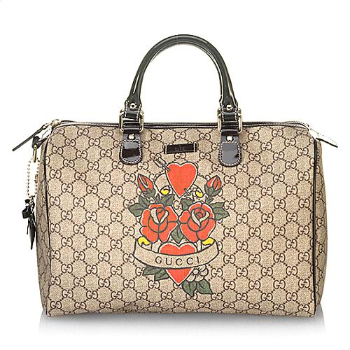 Gucci Joy Medium Boston Handbag