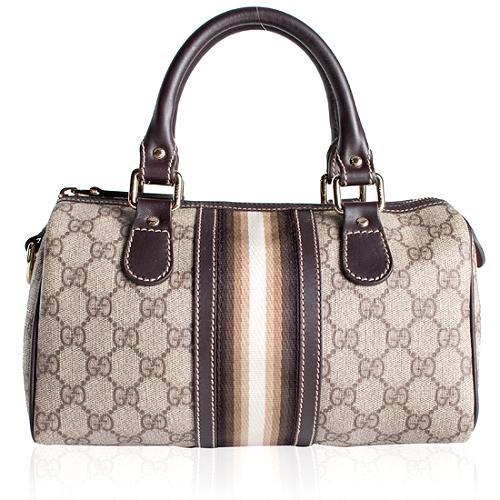 Gucci Joy Small Boston Satchel Handbag